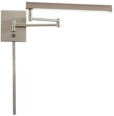 George Kovacs P266-1-084-L LED Swing Arm, Convertible to Pin-Up