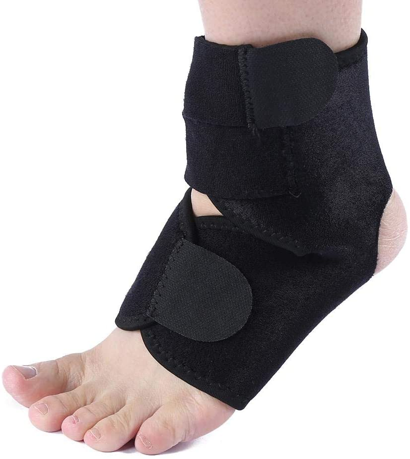Oyunngs Basketball Ankle Wrap, Non-Slip Ankle Brace, Waterproof Breathable Comfortable for Outdoor Sports