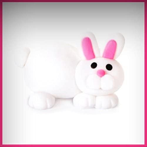 Fairy Garden Fun Bunny Rabbit Miniature Dollhouse - My Mini Fairy Garden Dollhouse Accessories for Outdoor or House Decor