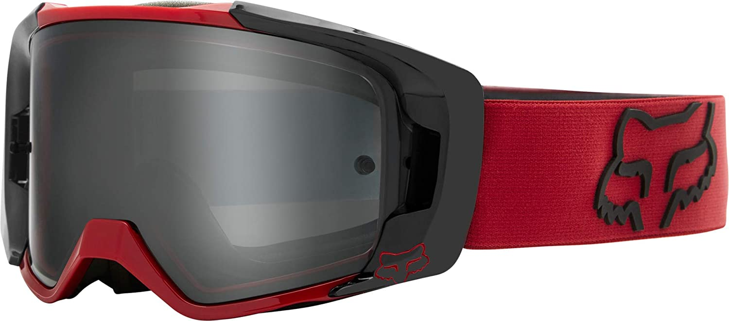 Fox Racing VUE Stray Goggle, Flame Red, One Size