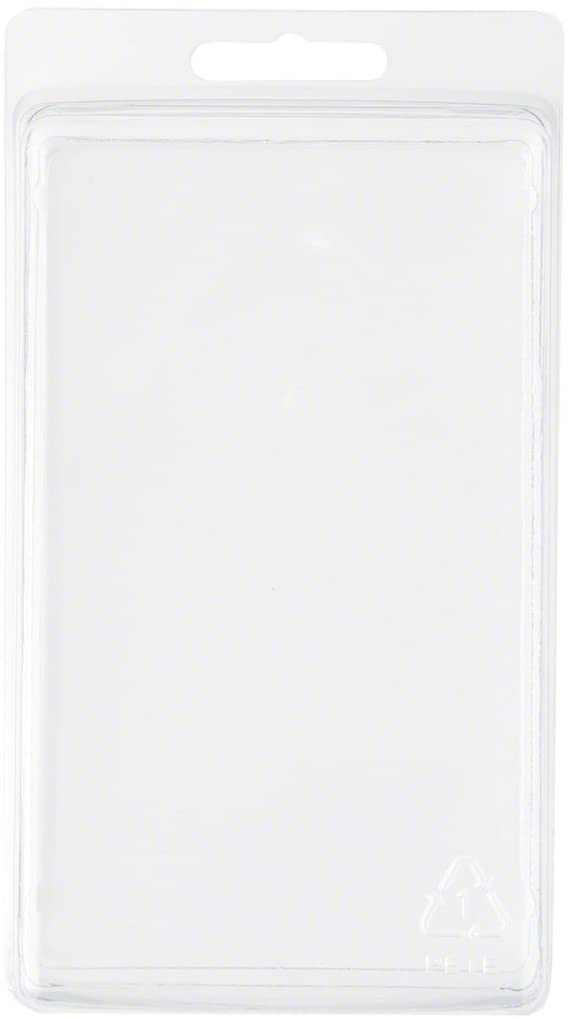 Collecting Warehouse Clear Plastic Clamshell Package/Storage Container, 5.5