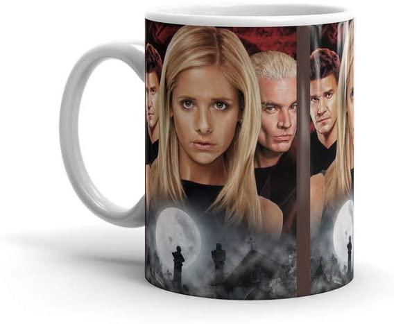 Coffee and Tea Shop Buffy The Vampire Slayer 11Oz Ceramic Coffee Mugs 150217