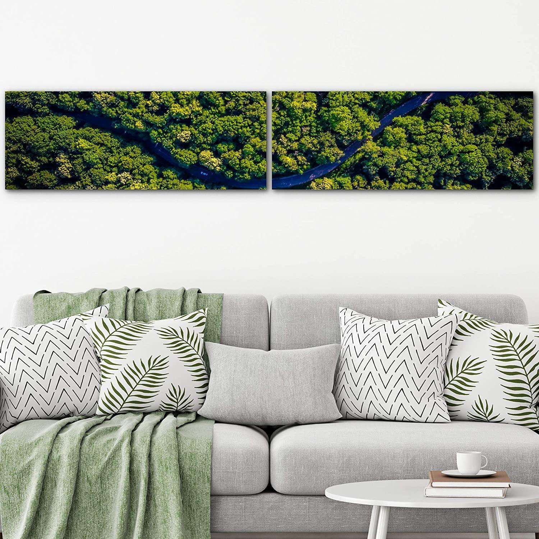 Sign Leader Pastel Pink Winter Aesthetic Wall Art Landscape Canvas Prints for Bedroom Living Room Modern Art - 32