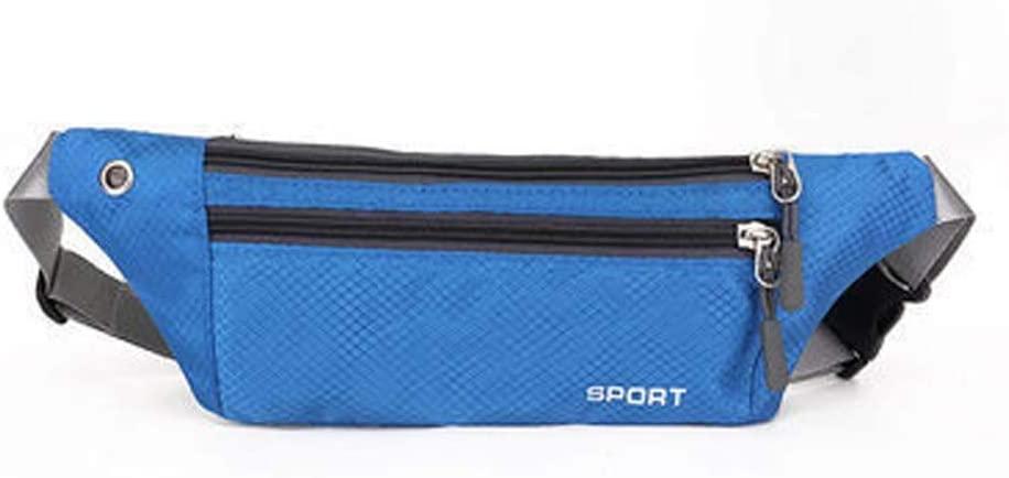 YITAQI Running Pouch Belt,Unisex Portable Sport Fitness Multifunction Colorful for Phone Holder Ultralight Gym Waist Bag