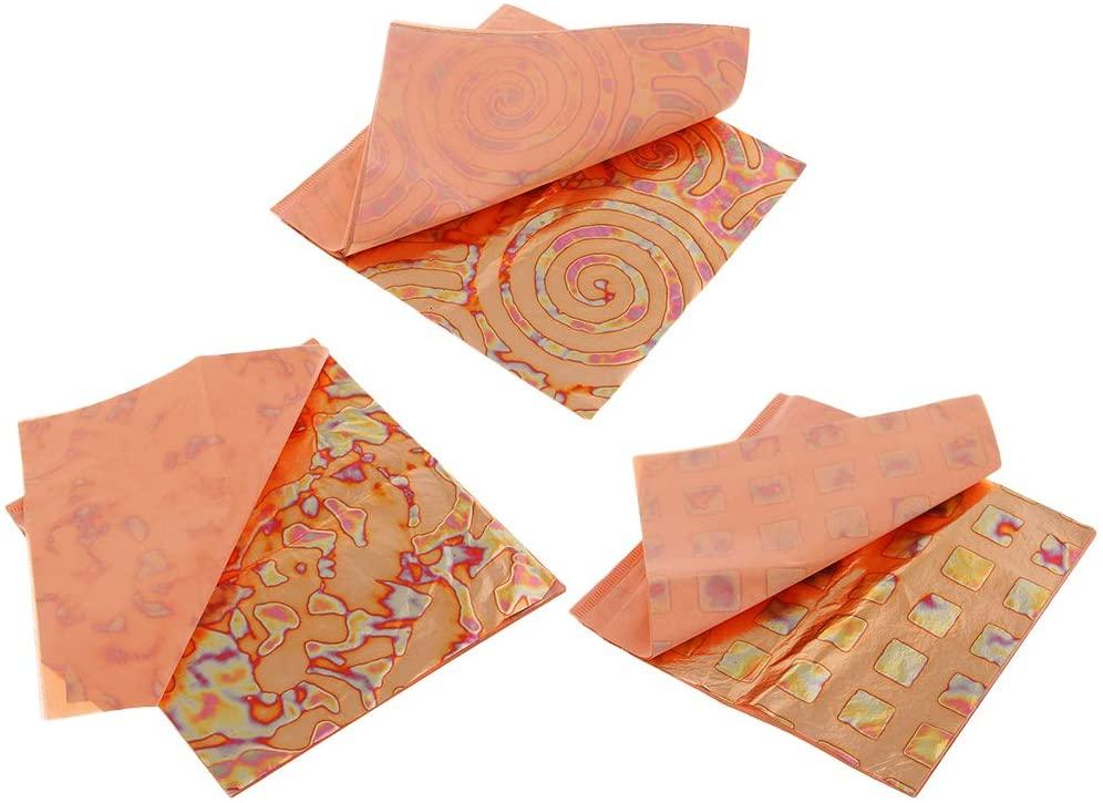 Harilla 75 Variegated Gold Leaf Leaves for Gilding Art Decoration