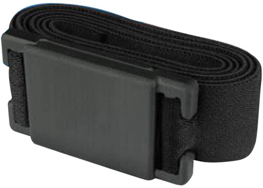 Ruita Magnetic Belt, Magnetic Buckle Elastic Belt Fast and Easy Wearing Quick Release Belt for Men Women
