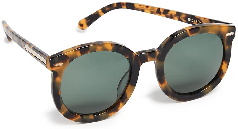 Karen Walker Women's Alternative Fit Super Duper Strength Sunglasses