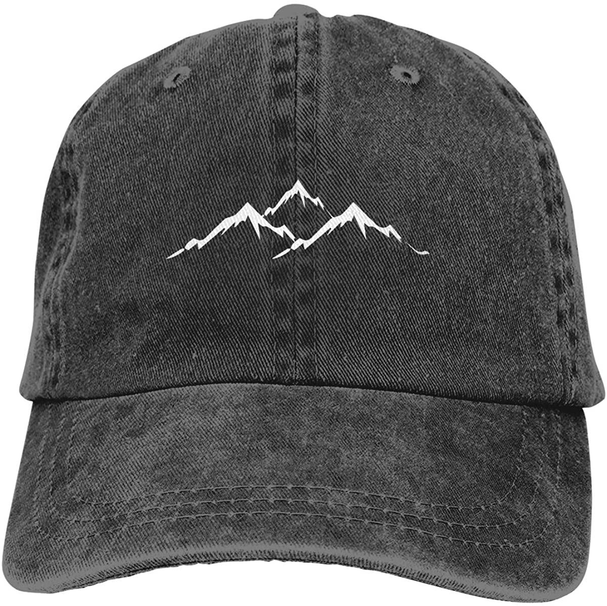 Waldeal Men's Dog Dad Embroidered Washed Adjustable Baseball Cap Dog Lover Hat