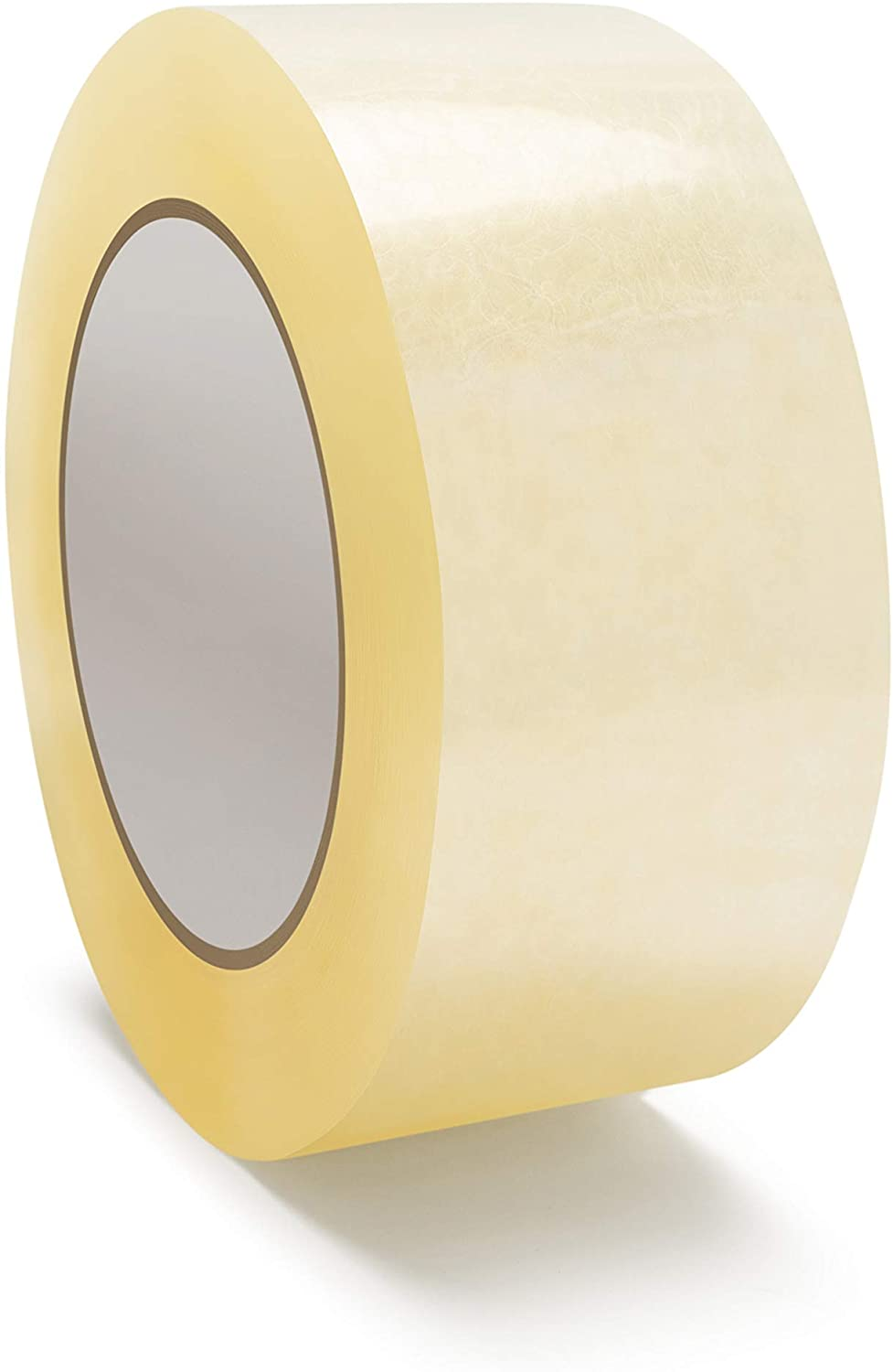 Carton Sealing Hotmelt Packaging Tape - Clear, 72 Rolls, 2 in. x 110 yd. 1.85 Mil