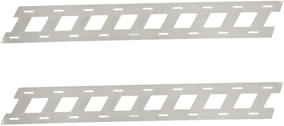 Nickel Strip Plate - 2 rolls of 10 meter spot welding tape made of nickel-plated steel for 18650 battery