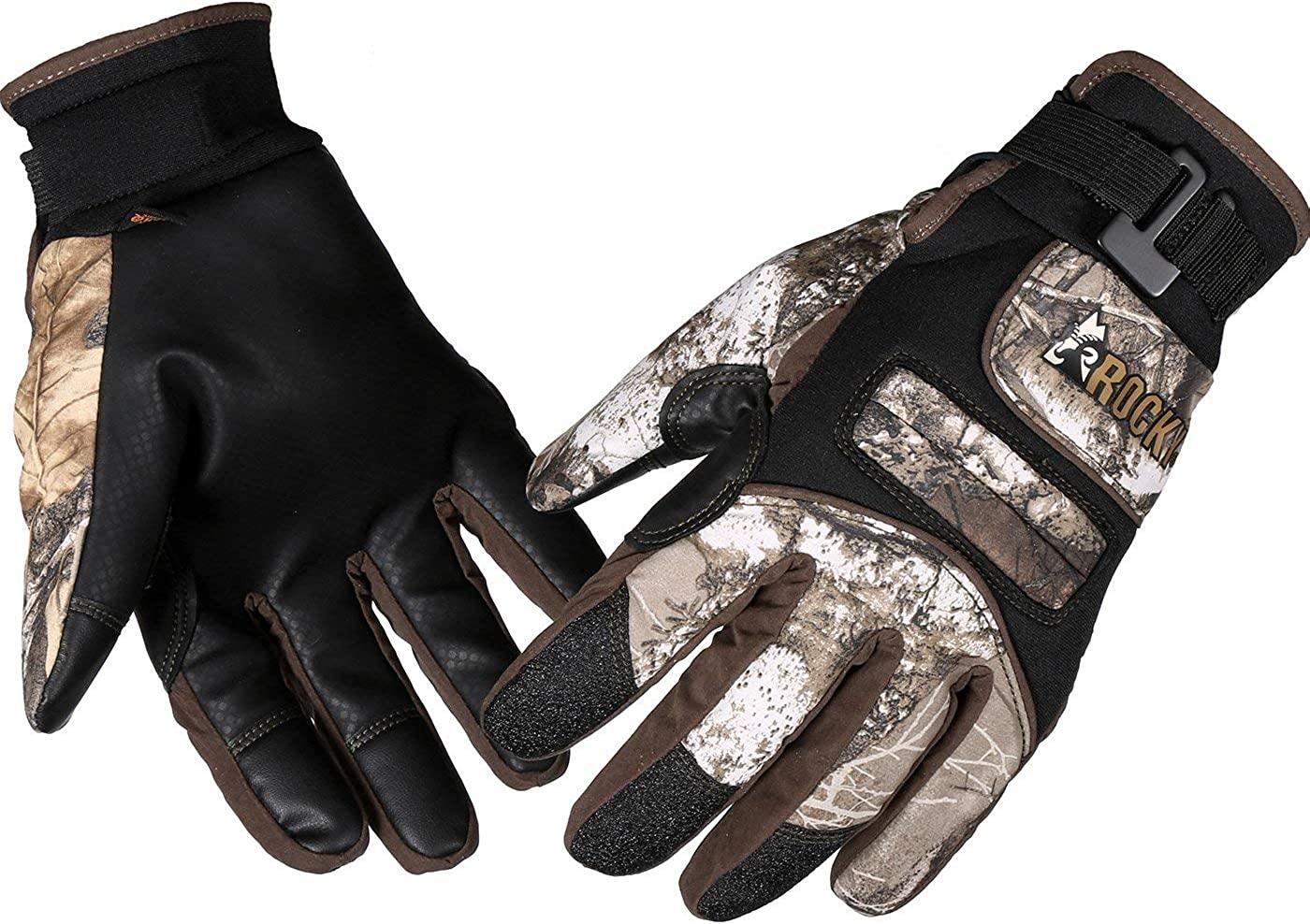 Rocky Venator Stratum Waterproof Insulated Gloves Size Medium(RTE)