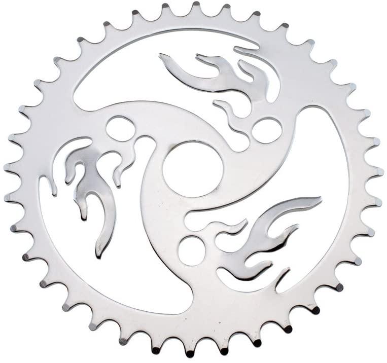 Fenix Flame 36T Sprocket/Chainring Chrome