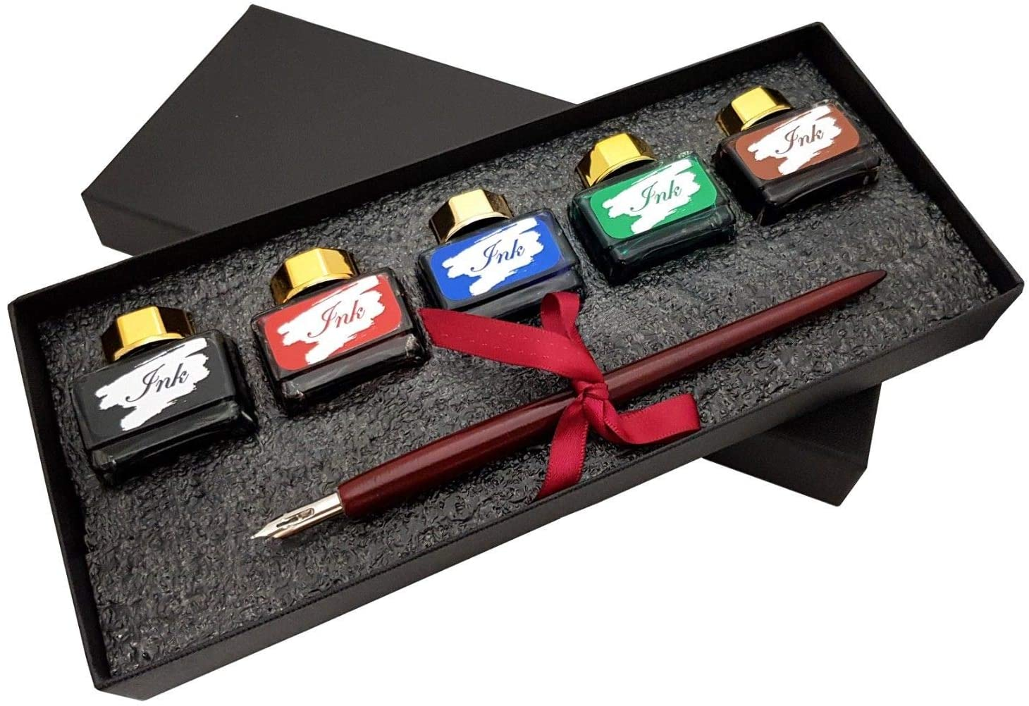 Kentaur Calligraphy Dip Pen with Ink Set