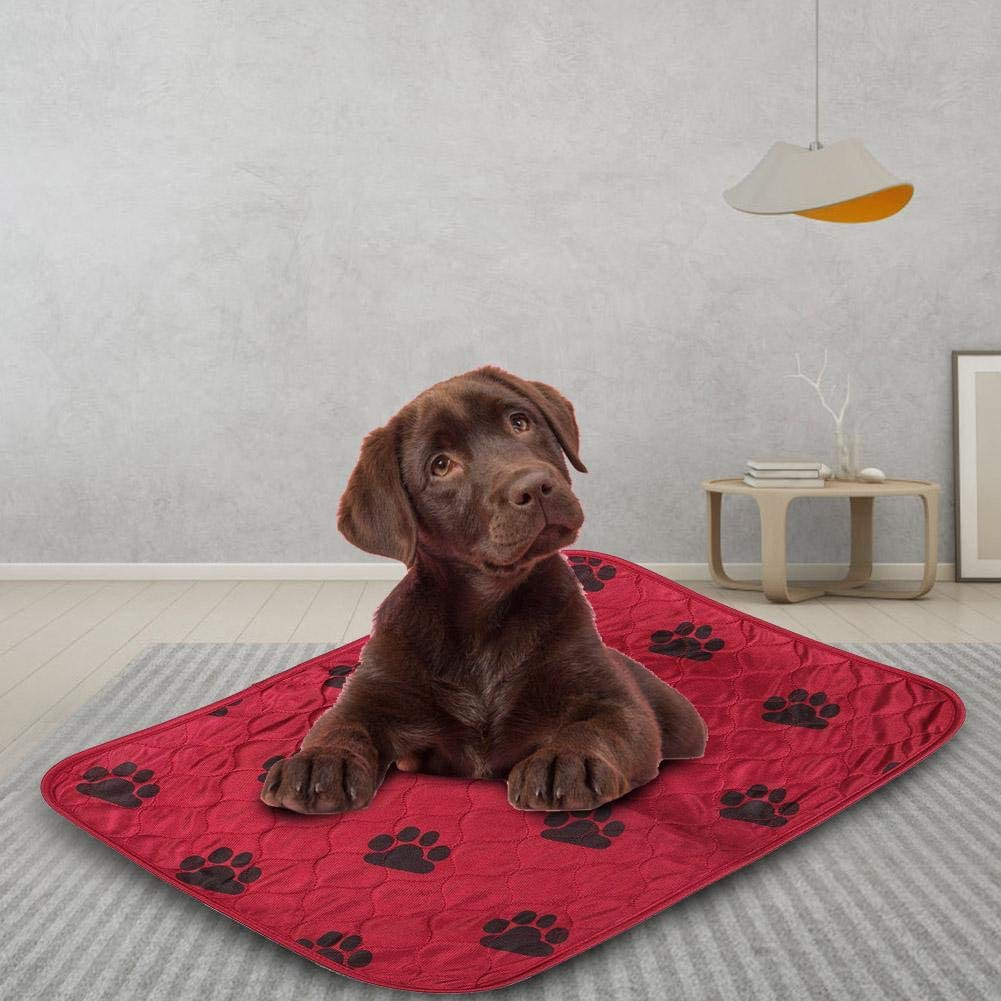 Dog Urine Mat, Waterproof Puppy Pad, Dog Pee Pad, Dogs Cats for Training for Pet