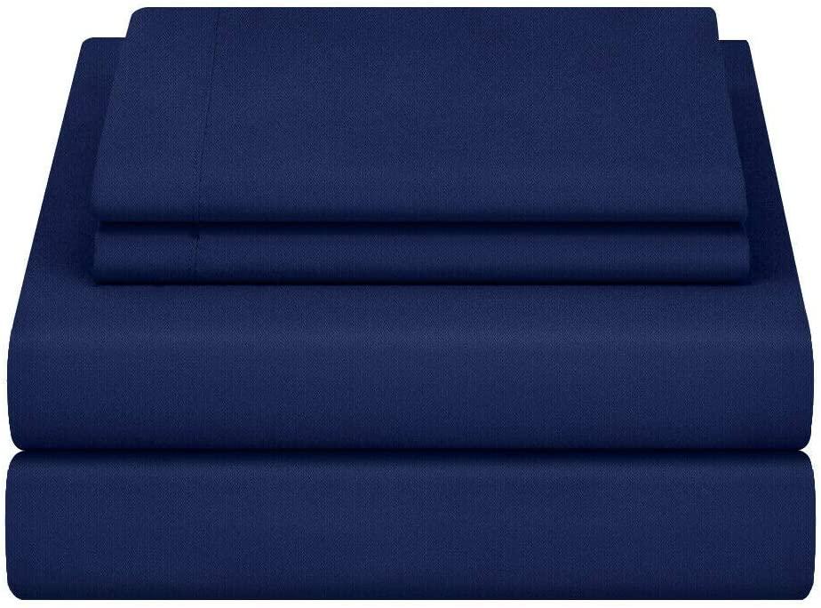 100% Certified Giza Egyptian cotton Sheets My Giza Dream Sheets (4 PCs) 16