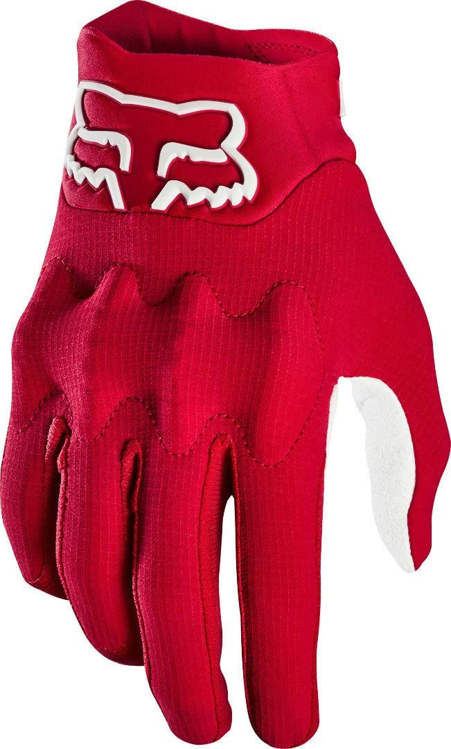 Fox Racing Bomber LT Glove, Flame Red, X-Large