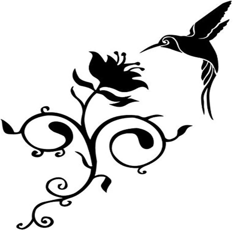 Hummingbird Printed Decal Sticker - 5
