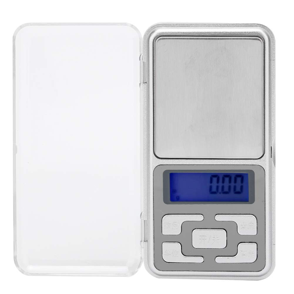 Portable Digital 6 Units Jewelry Scale, Weight Scale, Multifunction for Jewelry Metal
