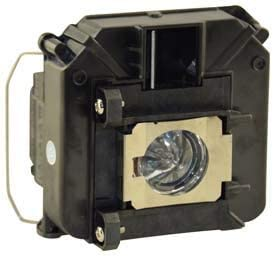 Replacement for Epson Powerlite Hc 3010 Lamp & Housing Projector Tv Lamp Bulb by Technical Precision