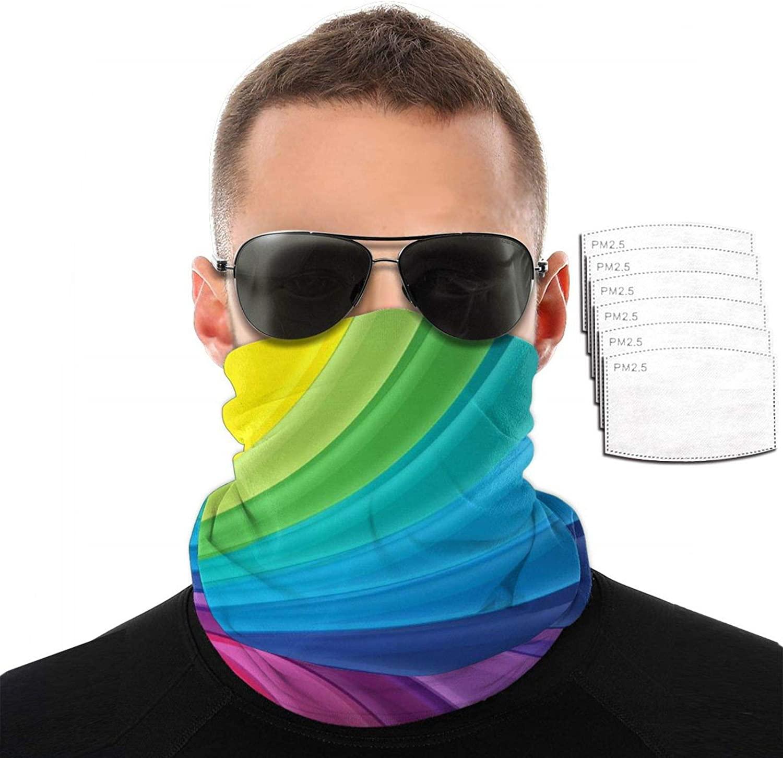 NiYoung Unisex Magic Headband Sports Headwear UV Protection Bandanas Balaclava