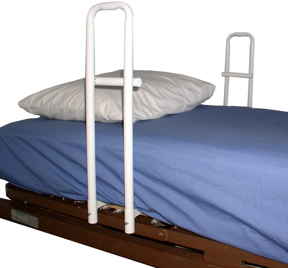 MTS Medical Supply The Transfer Handle Pan Based Hospital Bed, Double