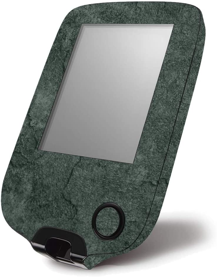 MightySkins Skin Compatible with Abbott Freestyle Libre - Green Stone | Protective, Durable, and Unique Vinyl Decal wrap Cover | Easy to Apply, Remove, and Change Styles | Made in The USA