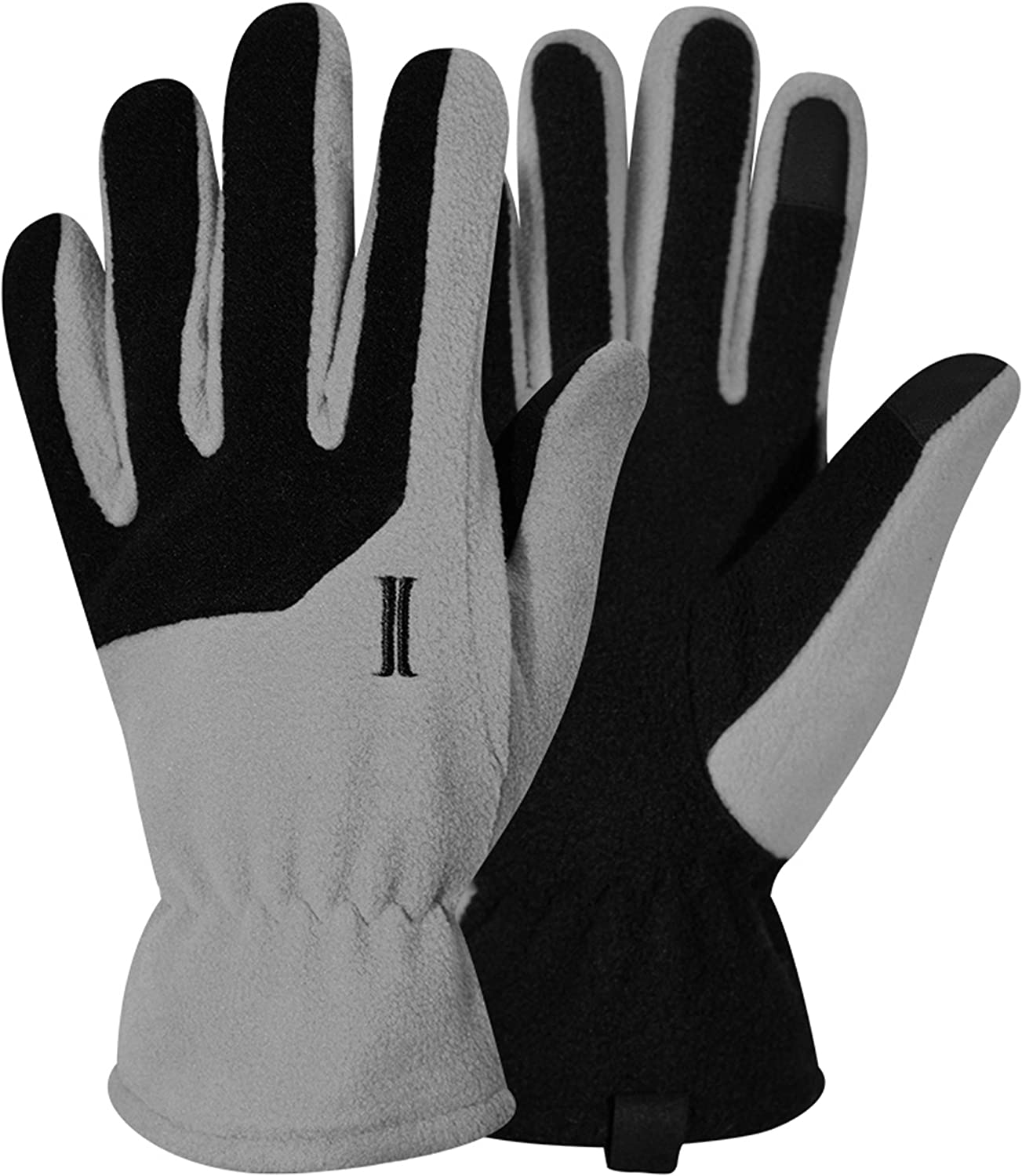 Igloos Womens Microfleece Touch Gloves