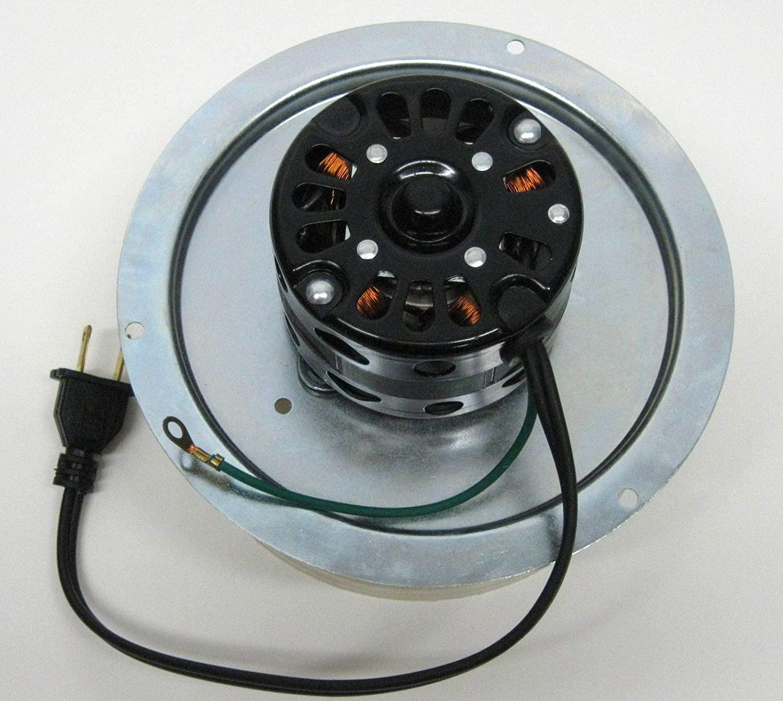 40696 0696B000 QT110 Vent Bath Fan Motor & Blower Wheel for Nutone Broan
