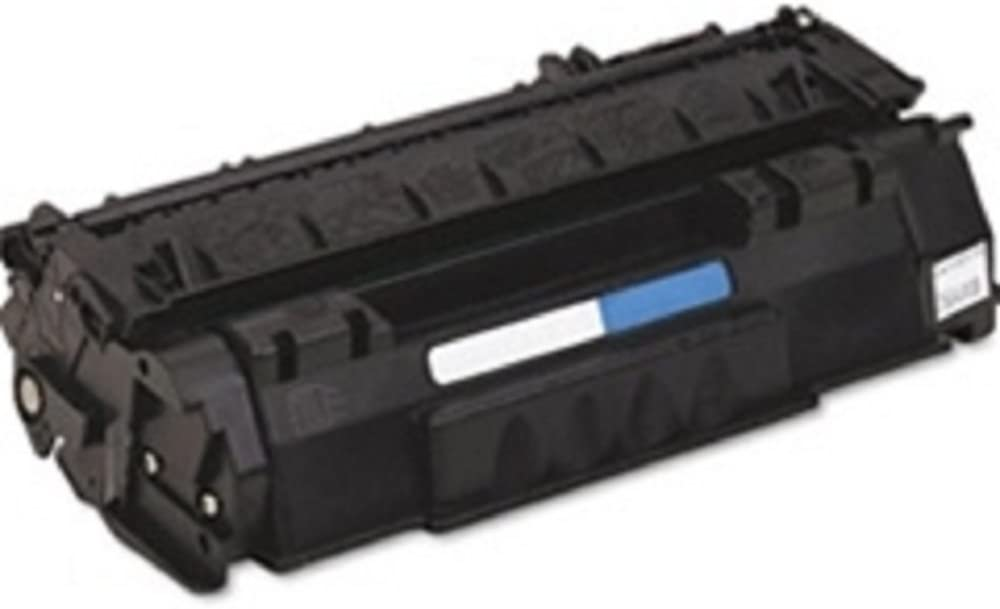 WORLDS OF CARTRIDGES Compatible Toner Cartridge Replacement for HP Q7551A (51A) (Black) for Use in Laserjet P3005 / M3027 / M3035