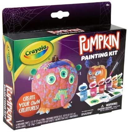 Crayola Pumpkin Painting Kit