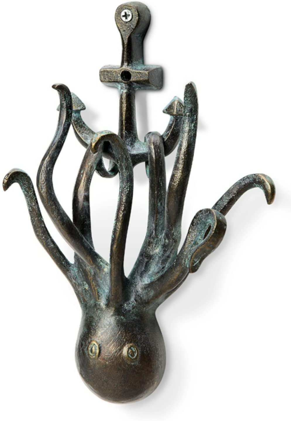 SPI Home Octopus Doorknocker