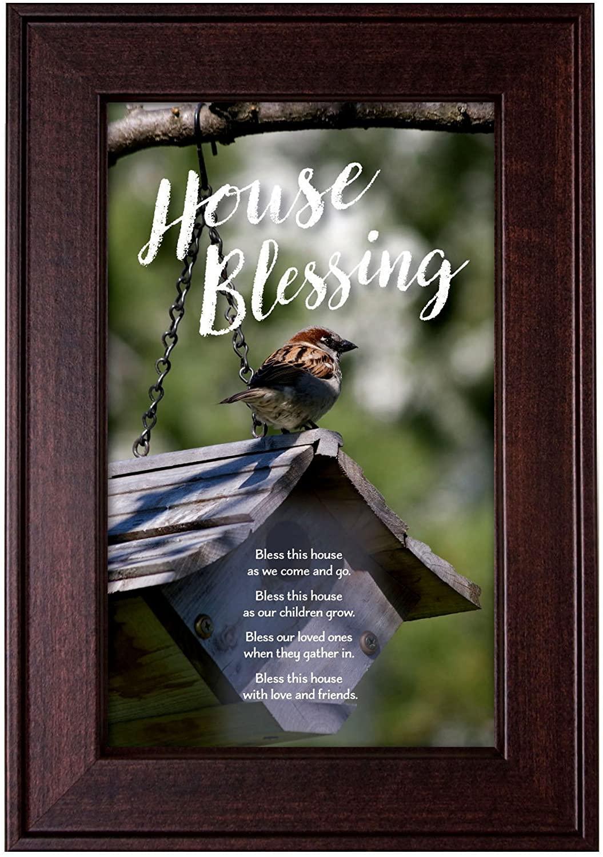 Dexsa Framed Art-Words of Grace-House Blessing (8.5