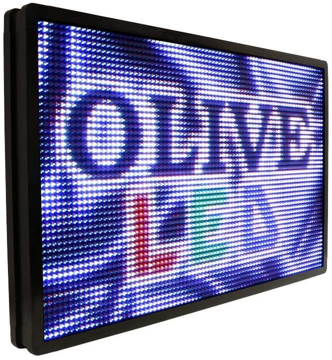 OLIVE LED Sign Full Color P26, 36