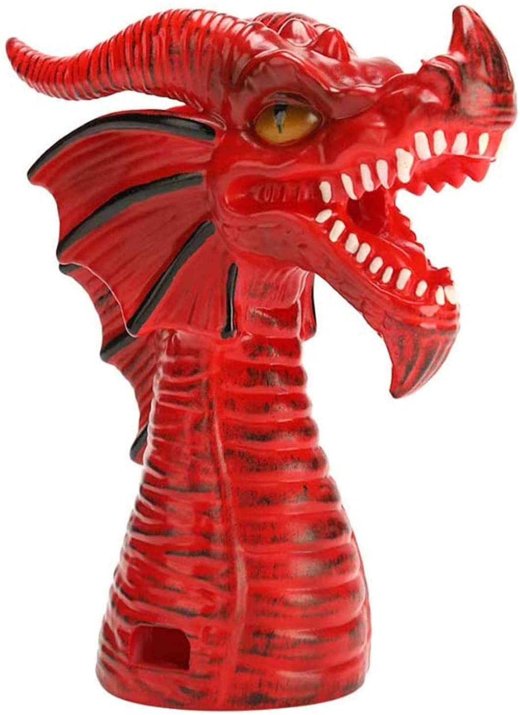 Fire-Breathing Dragon Original Steam Release Accessory, Steam Release Diverter for Pot Pressure Cooker Kitchen Supplies (Black)