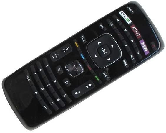 Easytry123 Remote Control for VIZIO E420-iB0 E420VP E550-iA0 E550-iB2 E550-iB2E E551DA0 E551-iA2 E551VA E552VLE E600-iB3 LCD LED HDTV TV