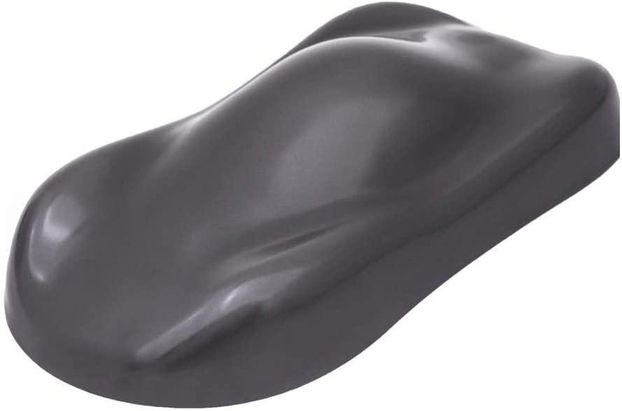 KG Industries - 2500 Series GunKote Baked Cure Gun Paint - 4 oz Bottle (2525 - Black Chrome)