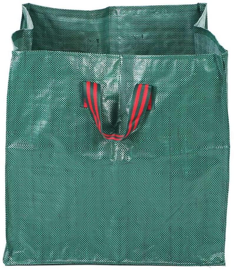 Jacksking Economical Leaves Storage Bag, Storage Bag, Toy Storage Bag, for Lawn for Garden