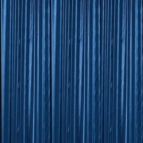 Andersons Royal Blue Satina Decorating Fabric, 59 Inches x 10 Yards