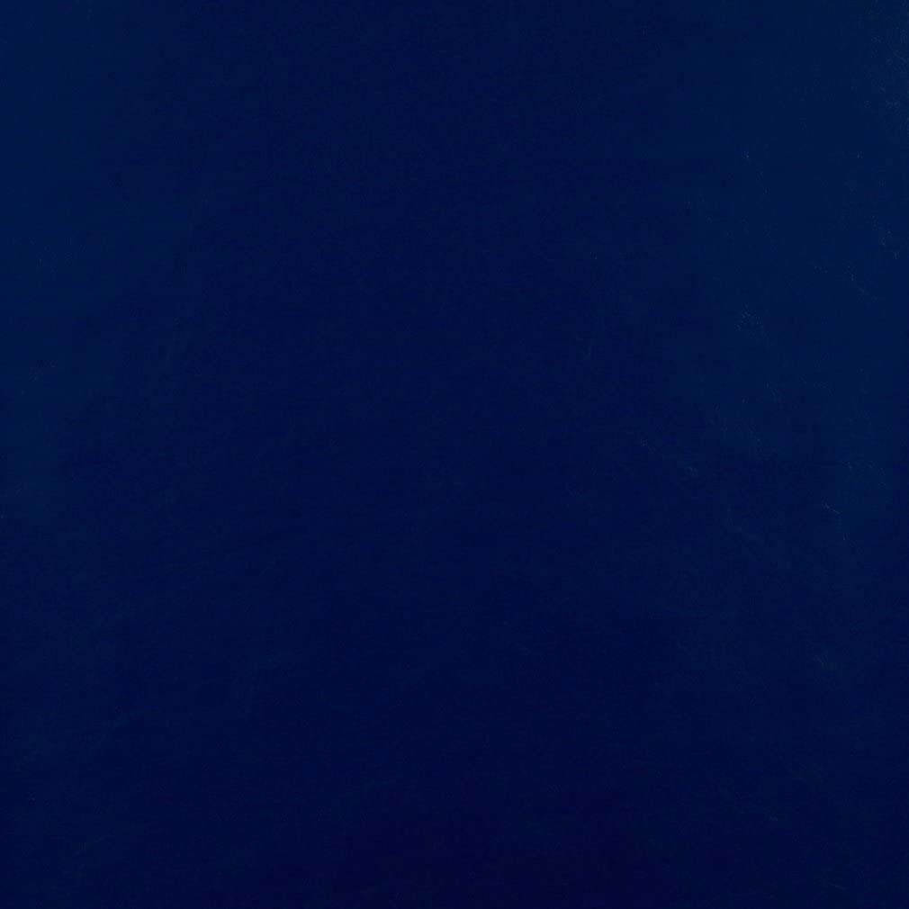 G743 Royal Blue Solid Outdoor Indoor Marine Vinyl by The Yard