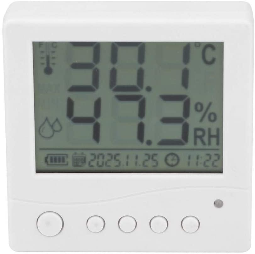 Sdw-01-86 Digital Hygrometer Thermometer Humidity Monitor Gauge Measuring Instrument ir thermometer Digital Hygrometer