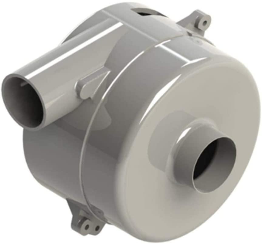 Blower; BLDC Thru Flow; 48VDC; 5.7 inch; high flow