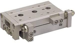 SMC MXS12L-20 - SMC MXS12L-20, 12mm Bore Dia, 20mm Stroke, Slide Table Type: Air Slide Table (MXS Series), Number of Auto Switches: 0