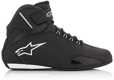 Alpinestars Womens Stella Sektor Waterproof Shoes - Black - 7