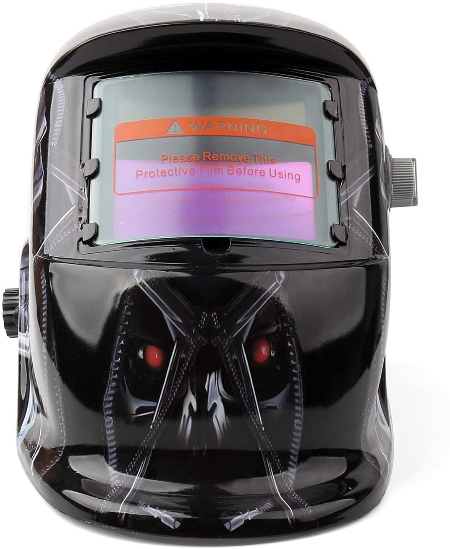 Solar Auto Darkening Welding Helmet TIG MIG Weld Welder Lens Grinding Mask #36