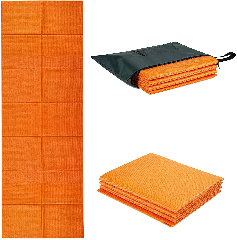 SUNFEID Yoga Mat Non Slip Extra Thick Yoga Mat Non Slip Eco Friendly Yoga Mat with Alignment