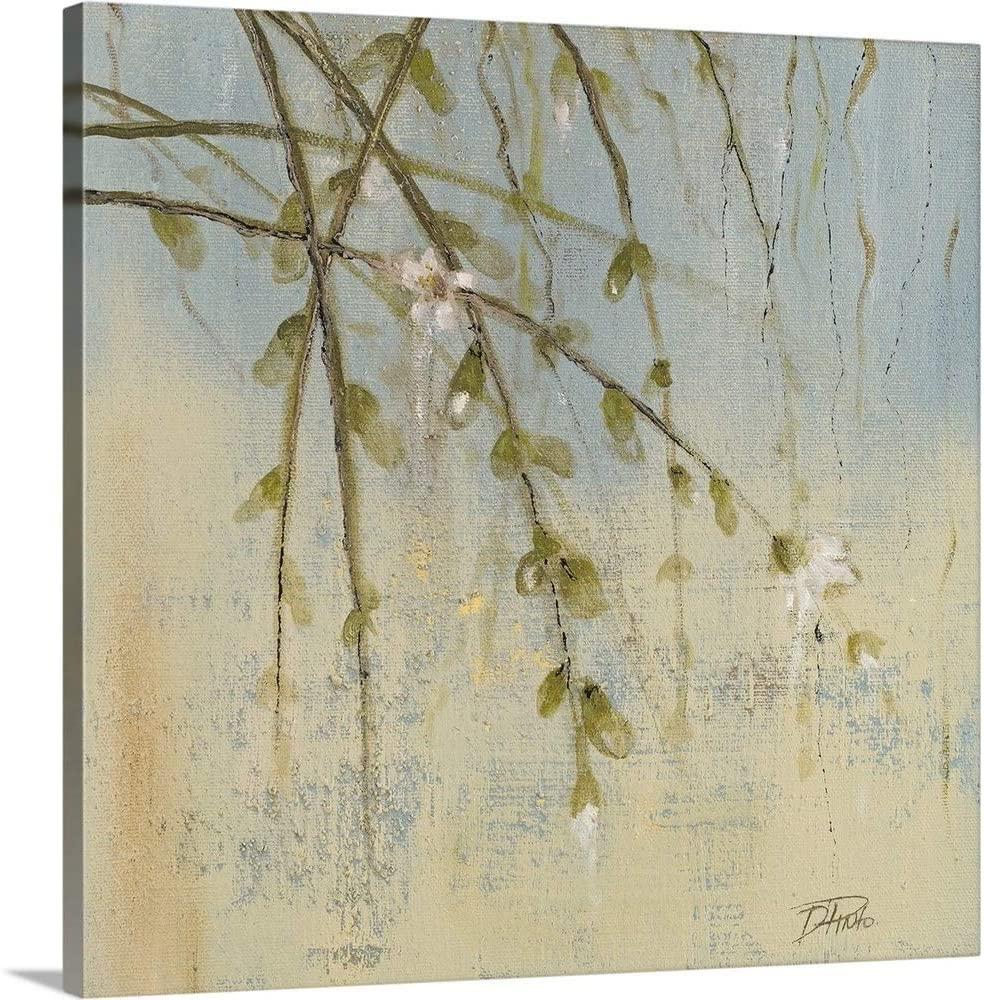 Cherry Blossom II Canvas Wall Art Print, 20