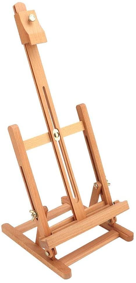 Desk Easel Painting Easel, Artist Easel Easel, Wooden Table Easel, Artist Studio