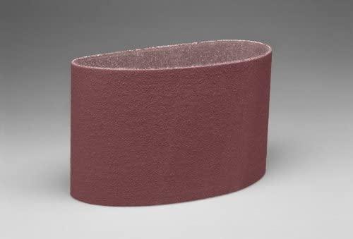 3M 341D Coated Aluminum Oxide Sanding Belt - 80 Grit - 6 in Width x 60 in Length - 26357 [PRICE is per BELT]