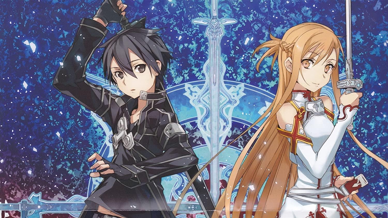 Sword Art Online Anime Manga Wall Art Print Decor Poster,50 x 70 cm,No Frame