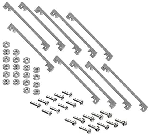 PCB HOLDER FOR FRONT PANEL 10PCS, (Pack of 25)